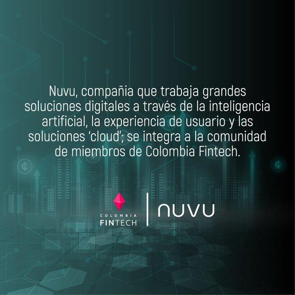 ¡Tenemos el gusto de anunciarles a nuestro nuevo miembro Nuvu!💥 Esta gran compañía lleva 14 años creando negocios digitales con 2 millones de usuarios conectados, 1 millon de transacciones procesadas y 4 millones en pagos procesados cada mes 🔥