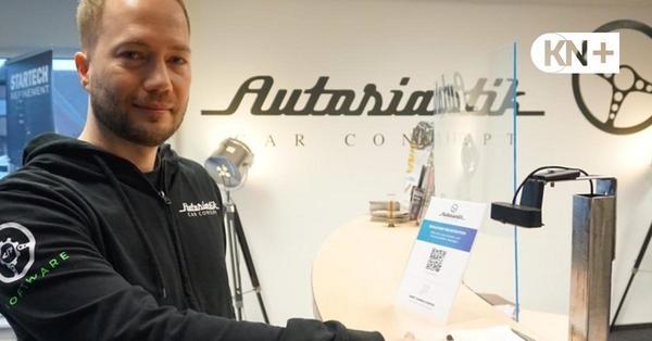 Firma Autosiastik aus Henstedt-Ulzburg entwickelt besonderen Scanner