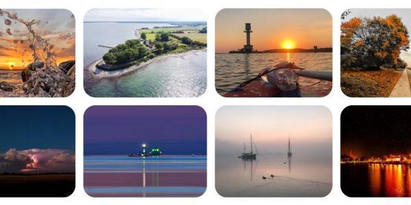 Wählen Sie das schönste Leserbild 2020 für Kiel und SH