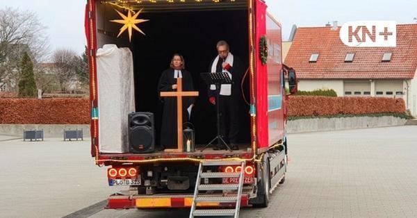 "Weihnachten in Preetz - ""Kirche auf dem Weg"" kommt gut an"