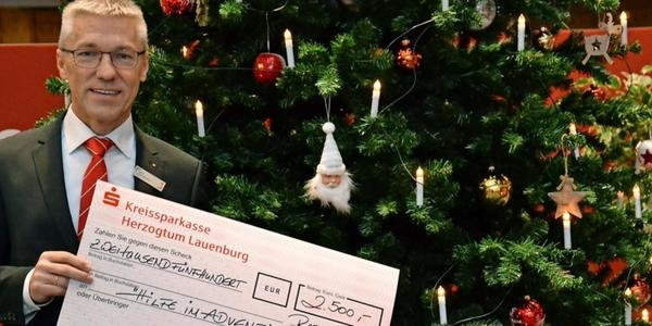 Das sind die Projekte von Hilfe im Advent im Lauenburgischen