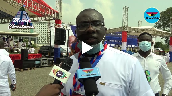 The lord intervened for NPP in the darkest moments - Sammy Awuku justifies thanksgiving ceremony