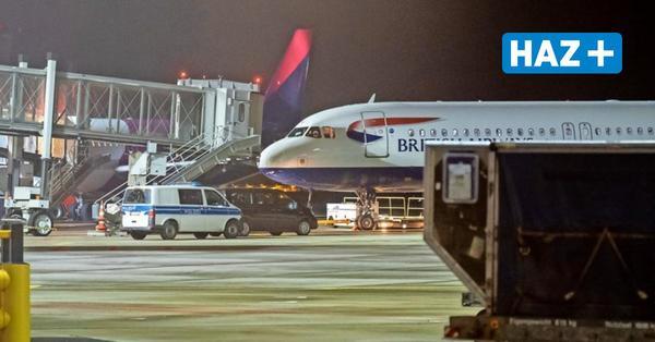Testergebnis: Fluggast aus Großbritannien nicht mit Corona-Mutation infiziert