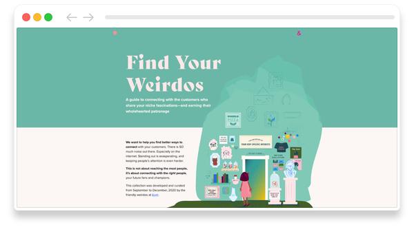 Find Your Weirdos