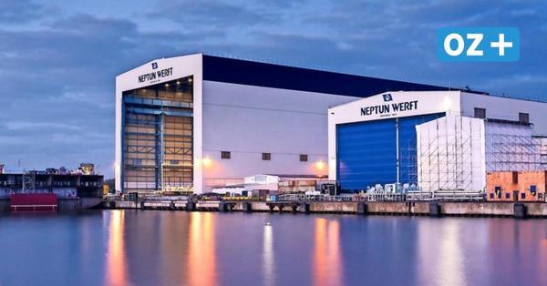 Rostocker Neptun Werft bilanziert Corona-Jahr – Das ist für 2021 geplant