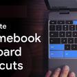 Top five Chromebook keyboard shortcuts