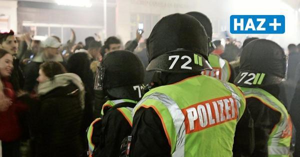Böllerverbot in Hannover: So will die Polizei kontrollieren