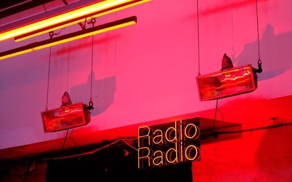 United We Stream in Radio Radio. Foto Pelle Menke
