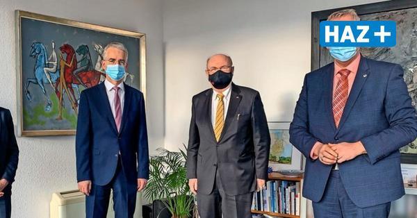 Frank Lammert wird neuer Vizepräsident der MHH
