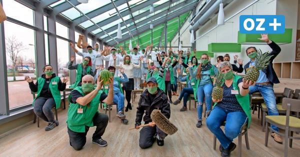 Rostock bleibt trotz Corona in Bewegung: Diese Tanz-Challenge geht viral
