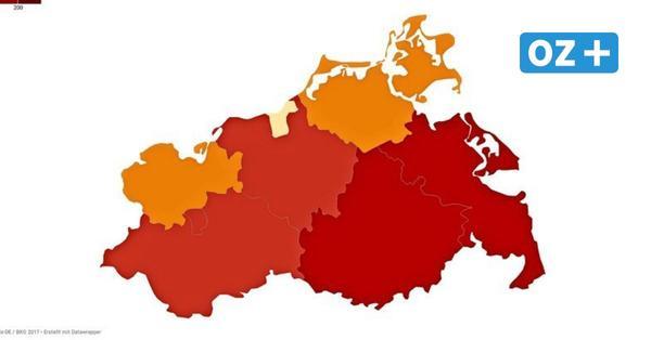 So hoch ist die Inzidenz aktuell in den Städten und Landkreisen
