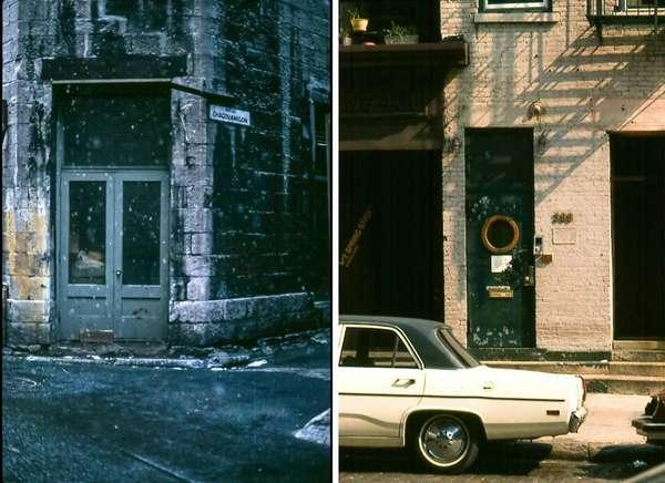 Here are 2 photos that I took with Kodachrome slide film circa 1980.