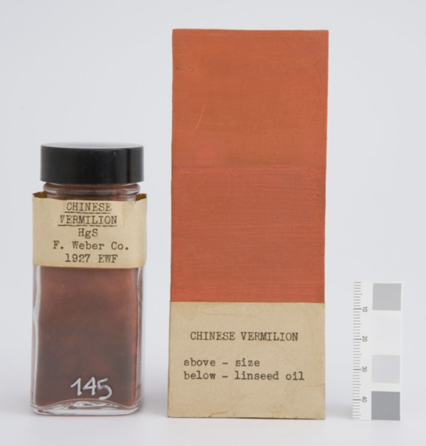 A History of Color: An Audio Tour of the Forbes Pigment Collection | Harvard Art Museums