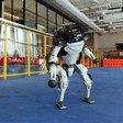Robot che danzano.