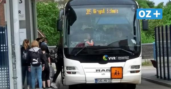 Busfahren im Landkreis Vorpommern-Rügen wird ab Januar teurer