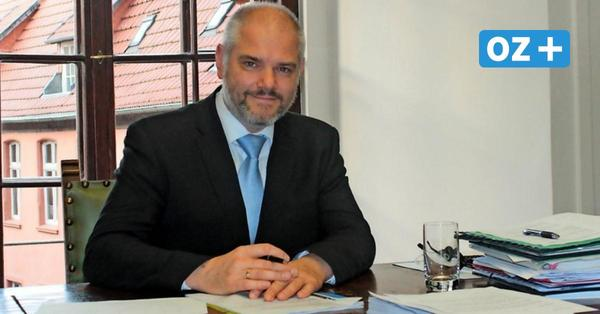 Stralsunds Oberbürgermeister Badrow will 2022 wieder kandidieren
