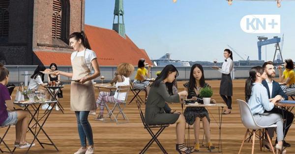 Studentische Ideen für Kiels Zentrum