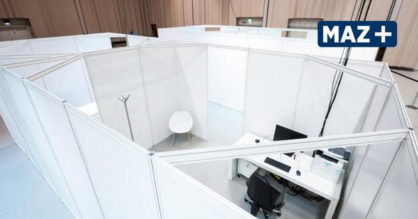 Callcenter startet: Der Weg zum Impftermin in Brandenburg