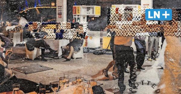 Ulli Heil: Mit Stickbildern zum ersten Preis der Lübecker Künstler