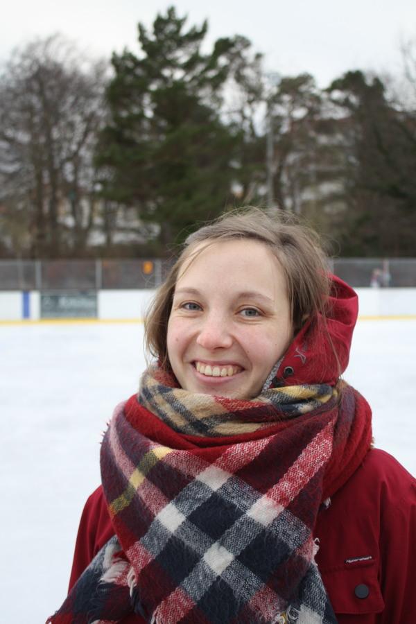 Gesicht des Tages: Laura Heinrich (Foto: Gert Nitzsche)