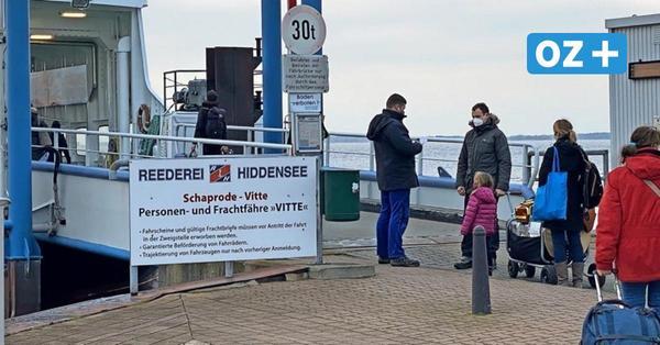 Silvester auf Hiddensee: Darum ist der Bürgermeister in Sorge