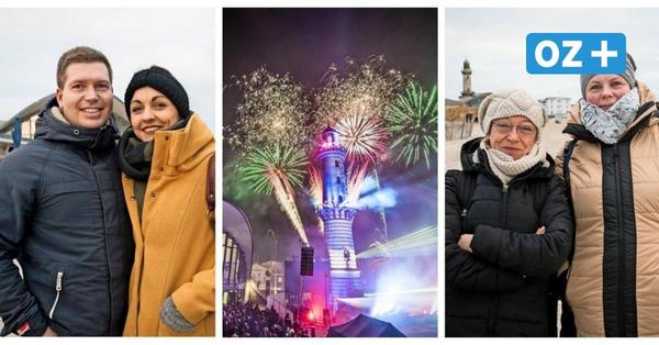 Das sagen die Anwohner zu Neujahr ohne Warnemünder Turmleuchten