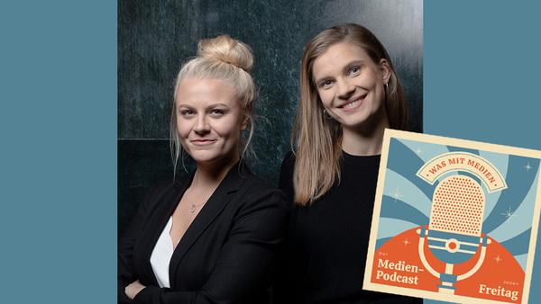 Katharina Klimkeit und Valerie Scholz von Facts for Friends