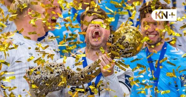 Champions-League-Triumph - So feiert die Handball-Welt den THW Kiel