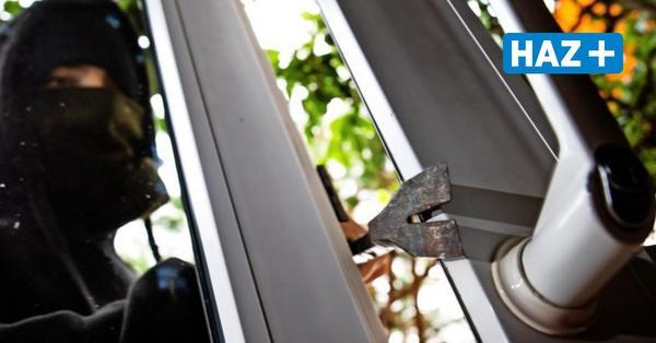 Wegen Corona: 40 Prozent weniger Einbrüche in der Region Hannover