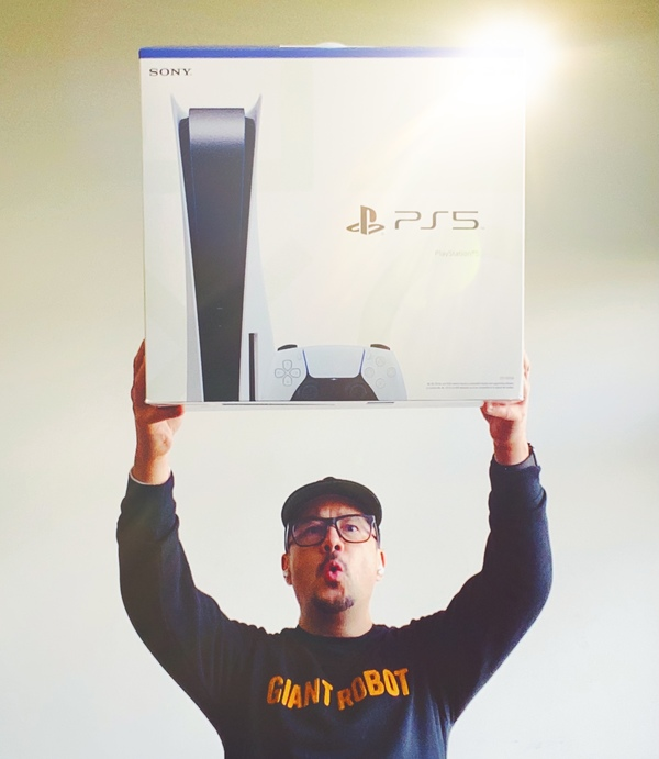 I was lucky enough to get a Playstation 5 and rekindle my gaming fever.