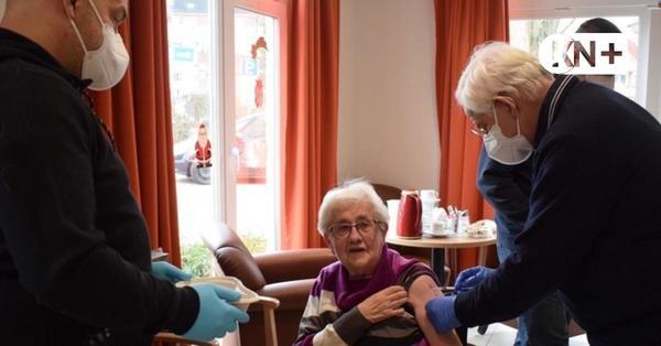 Mobiles Corona-Impfteam für Senioren im Kreis Segeberg unterwegs
