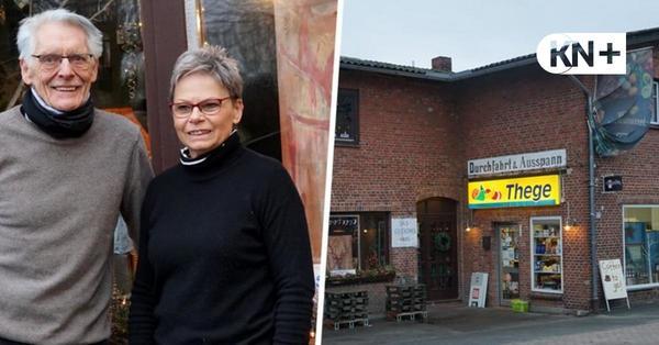 Hans-Heinrich Thege vollzieht den Generationswechsel im Dorfladen Daldorf