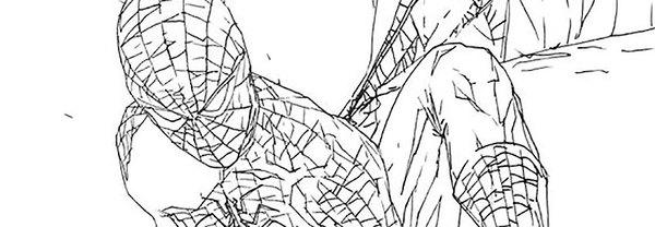 Lee Bermejo - Spider-Man Original Art