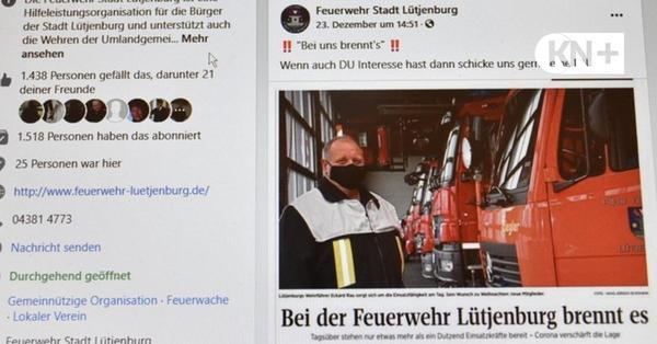 Kritik an Datenschutz Facebook-Seite: Darf die Feuerwehr das?
