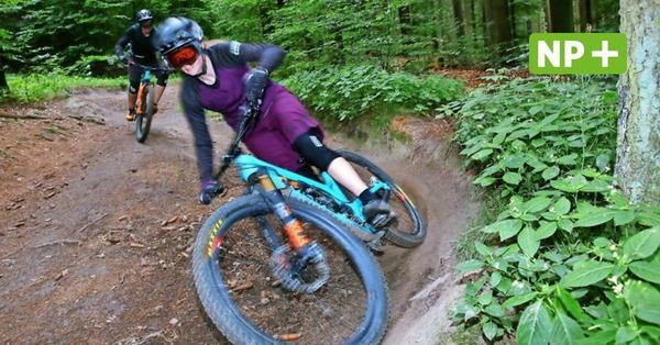 Hannover: Zu voll im Deister - Mountainbiker wollen mehr legale Strecken