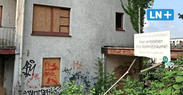 Lost Places: Die Natur erobert jetzt die Moog-Villa am Oldesloer Kirchberg