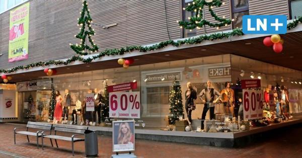 Eutin: Räumungsverkauf im Kaufhaus LMK geht nach Lockdown weiter