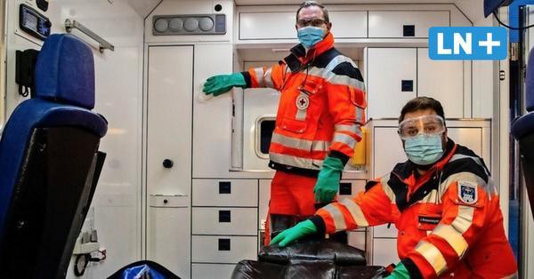 Reportage: Unterwegs mit dem Rettungsdienst in Corona-Zeiten in Ostholstein