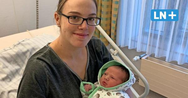 Eutin: Miljan ist das Silvester-Baby in der Sana-Klinik
