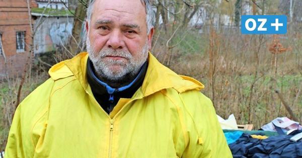 Greifswald: Obdachloser hat nach zwei Jahren auf der Straße Wohnung in Aussicht