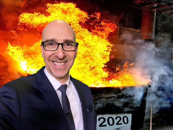 I will not miss 2020