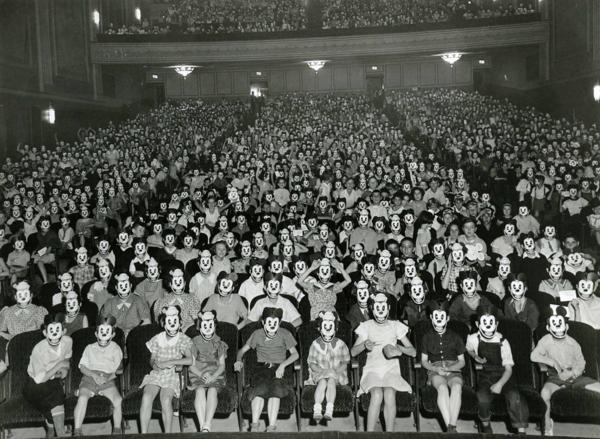 Treffen des Mickey Mouse Fan-Clubs, 1930er Jahre