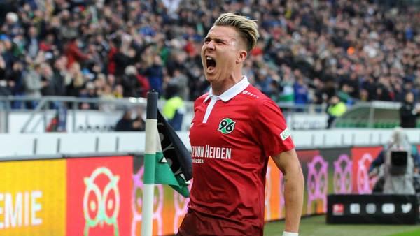 Rückkehr im Gespräch: Klaus zurück zu Hannover 96?