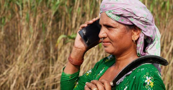 In India, Smartphones and Cheap Data Are Giving Women a Voice | WIRED