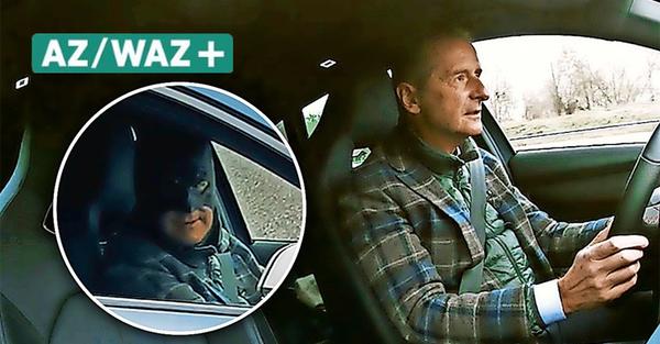 VW-Chef Herbert Diess zeigt sich in Video als maskierter Batman