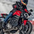 Schön und leicht: VW-Tochter Ducati präsentiert die neue Monster