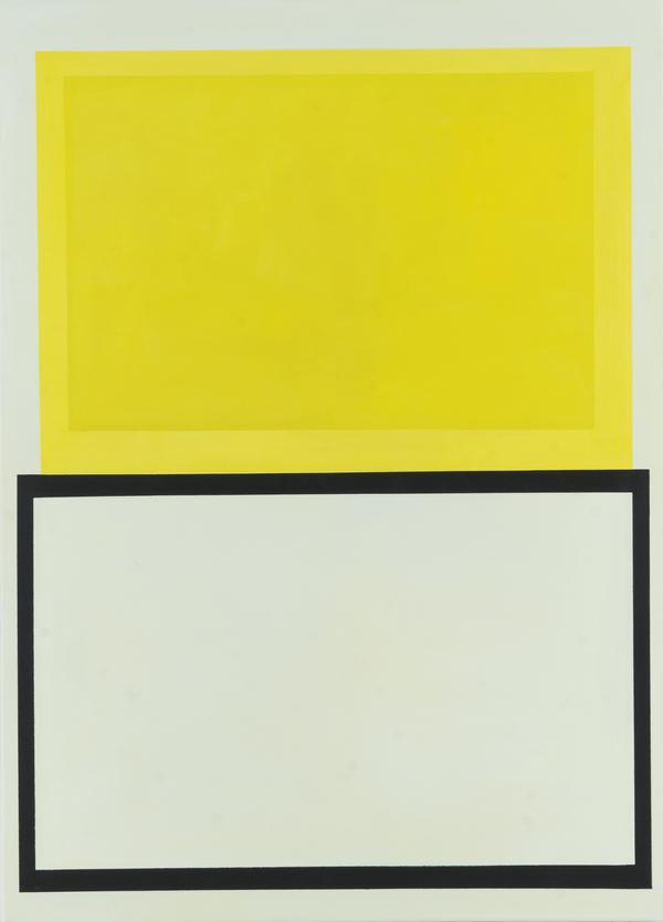 Ioannis Lassithiotakis, DIVINE LIGHT, 2020, EMULSION ON CANVAS, 160X120CM