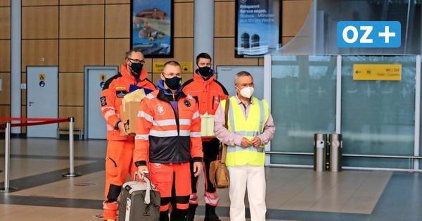 Zweite Lieferung: Impfungen im Landkreis Rostock gehen weiter