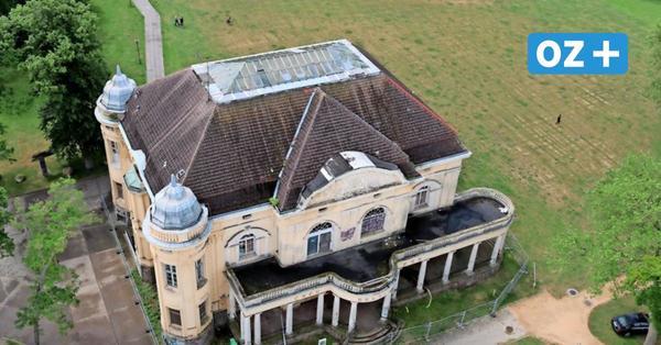Villa Baltic in Kühlungsborn: Video informiert über aktuellen Entwicklungsstand