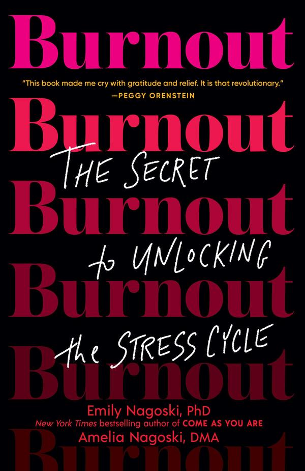 Brené Brown's podcast with the authors was great and I'm very curious about this book